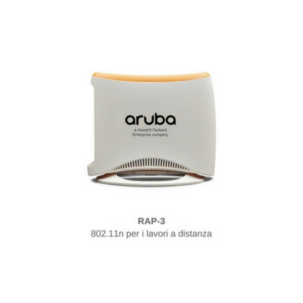 Aruba RAP-3