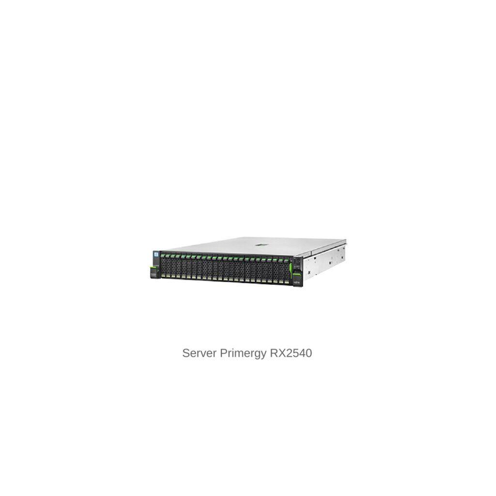 Fujitsu Server Primergy RX2540