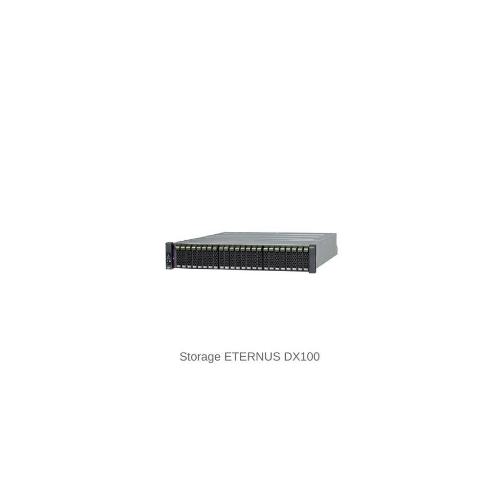 Fujitsu Storage ETERNUS DX100